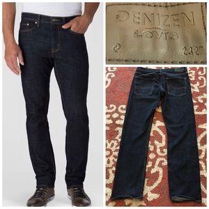 👖 SALE Levi's DENIZEN 232 Slim Straight Fit Jeans